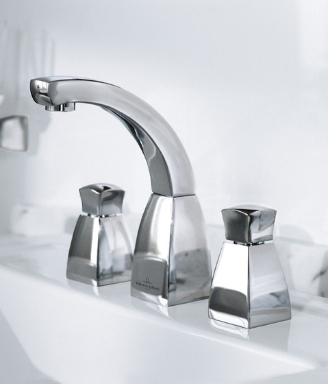 Square by Villeroy & Boch | Wash-basin taps