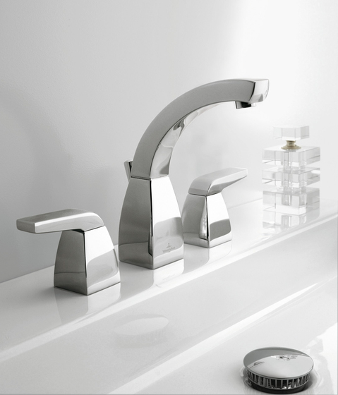 Square Vogue by Villeroy & Boch | Wash-basin taps
