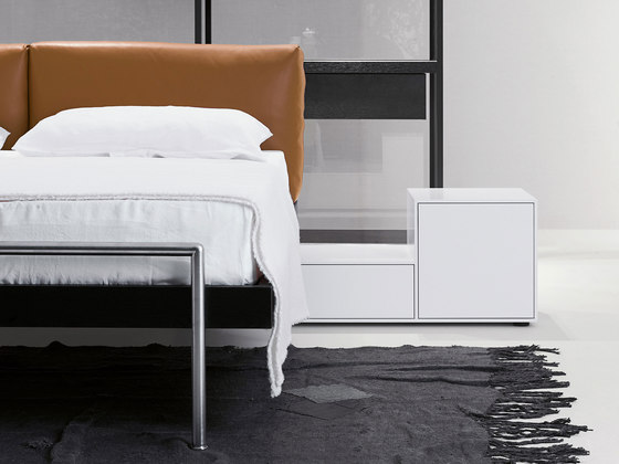 Shin bed by PORRO | Double beds