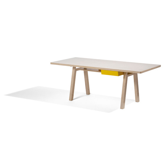 Stijl table by Richard Lampert | Dining tables