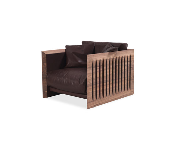 Soft Wood by Riva 1920 | Lounge chairs