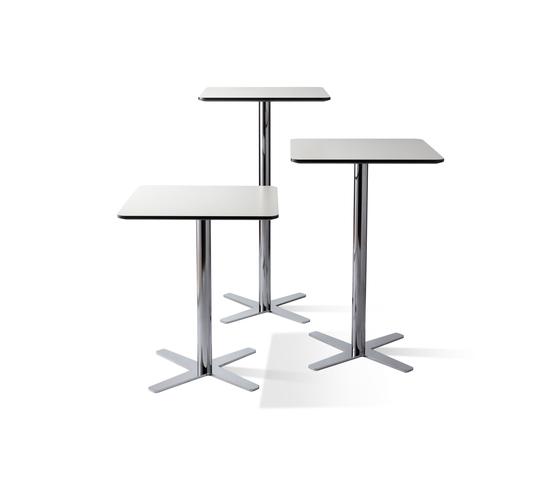 B 54 by Balzar Beskow   Bar tables