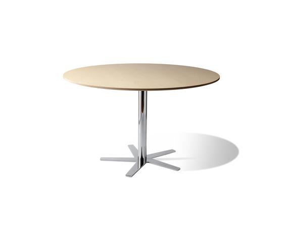 B 55 by Balzar Beskow | Restaurant tables