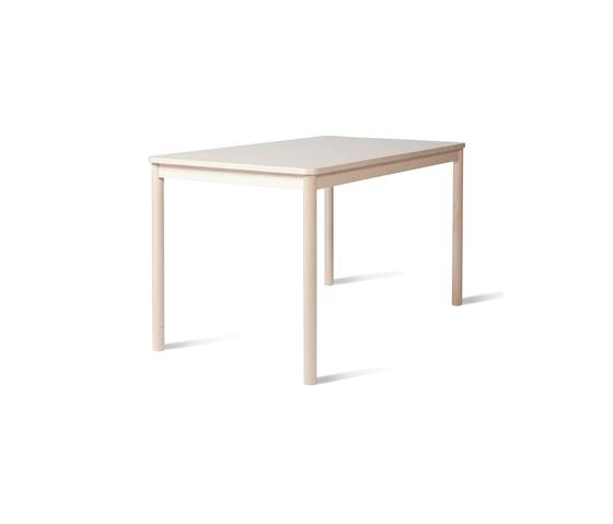 B 100 by Balzar Beskow | Canteen tables