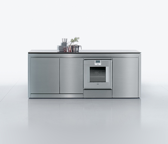 K2 by Boffi | Island kitchens