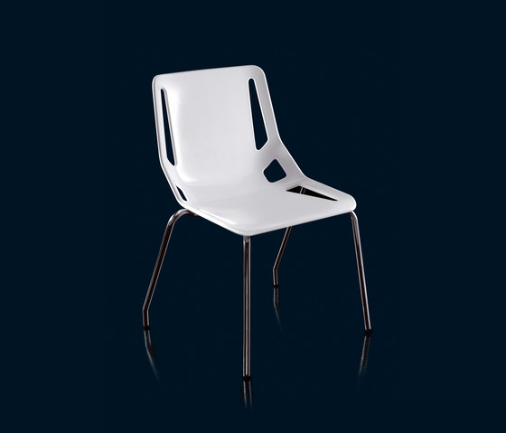 CB Chair by Caimi Brevetti | Multipurpose chairs