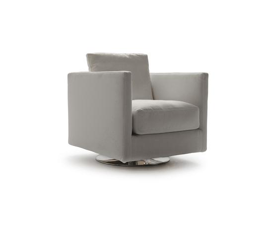 Zone 960 Poltrona Armchair by Vibieffe | Armchairs