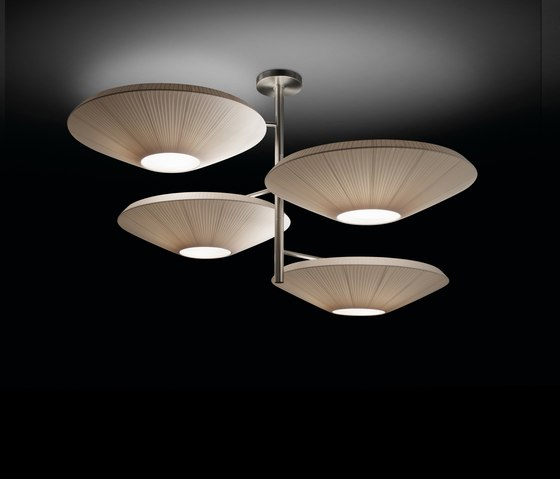 Siam Pendant Lamp 4 Luces by BOVER | General lighting