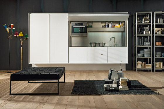 on/off by Boffi | Fitted kitchens
