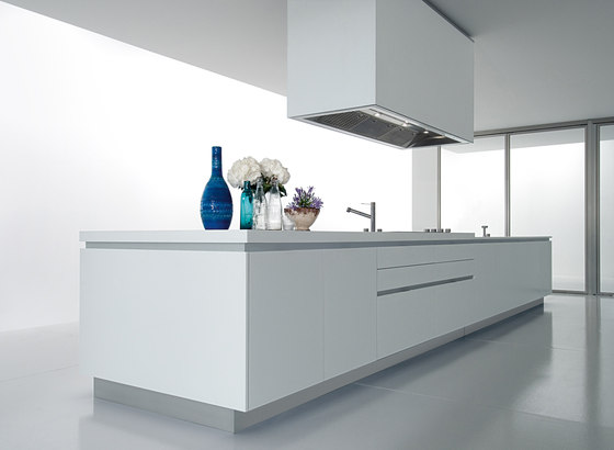 Xila 2.3 by Boffi | Island kitchens