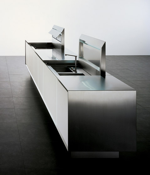 K12 by Boffi | Island kitchens