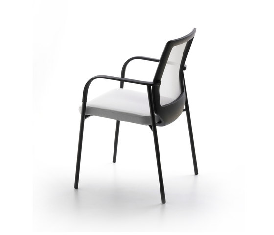 2K8 by Forma 5 | Visitors chairs / Side chairs