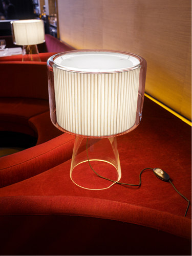 Mercer cotton table lamp di Marset | Illuminazione generale