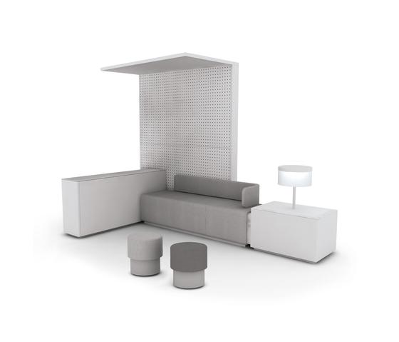 Parcs | Storage von Bene | Pausen- / Kommunikationsmöbel