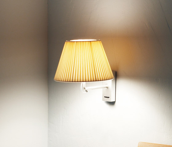 Nolita Cotton wall lamp di Marset | Illuminazione generale