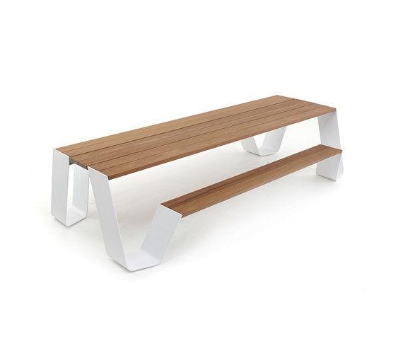 Hopper picnic by extremis | Dining tables