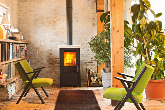 Bahr | Wood by MCZ | Wood burning stoves