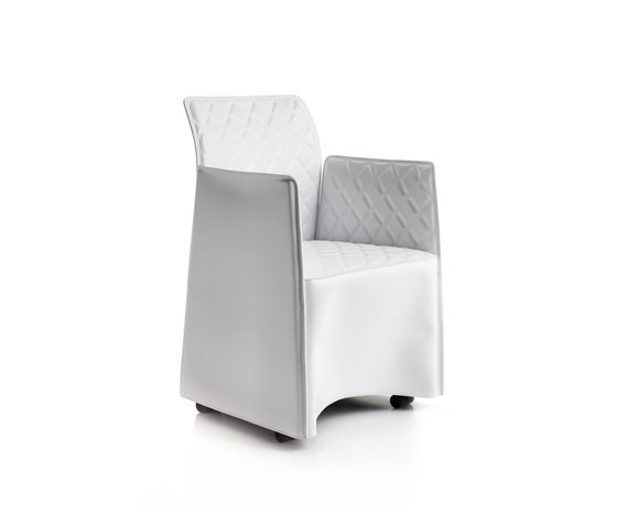 Medea by Baleri Italia by Hub Design | Visitors chairs / Side chairs