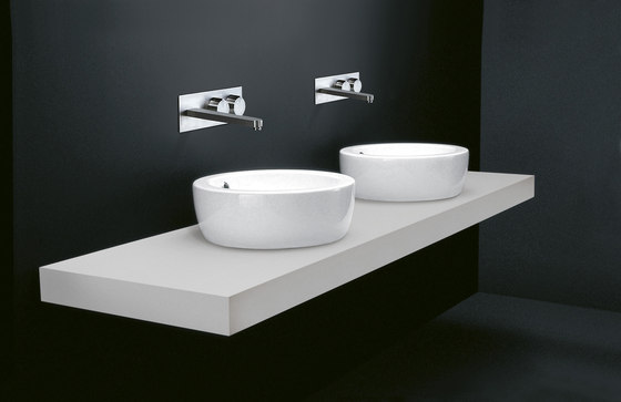 I Fiumi by Boffi | Wash basins