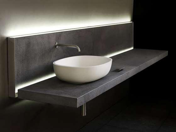 Pianura by Boffi | Wash basins