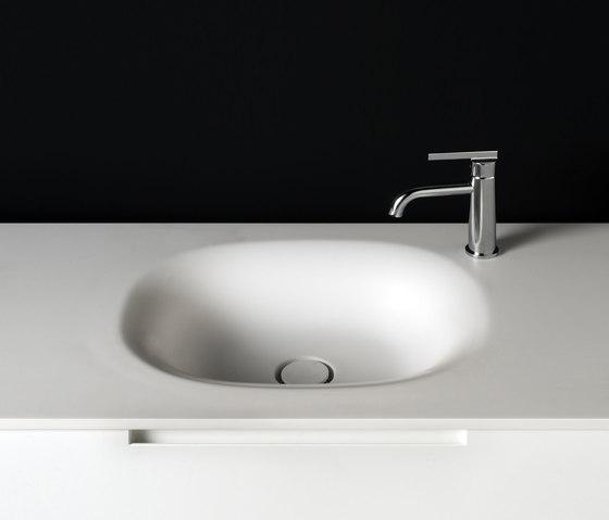 Sabbia by Boffi | Wash basins