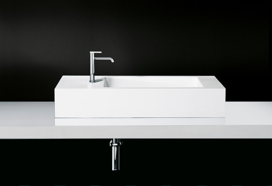 Soap 2 by Boffi | Wash basins