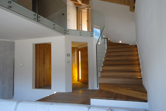 Faltwerk classic by Siller Treppen | Wood stairs