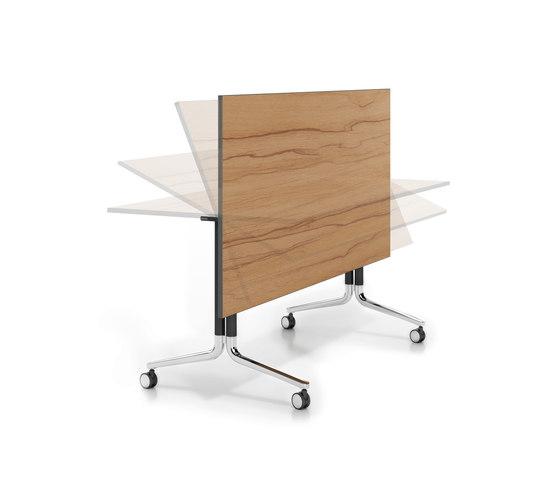 Temo Flip Top 6980/42 by Casala | Multipurpose tables