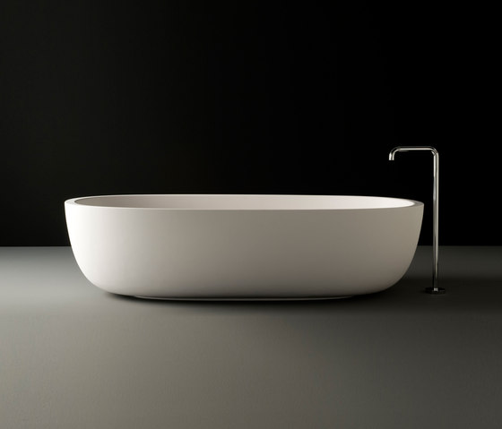Iceland by Boffi | Free-standing baths