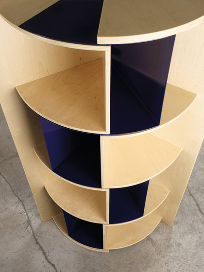 In-canto Corner cupboard by adele-c | Shelves