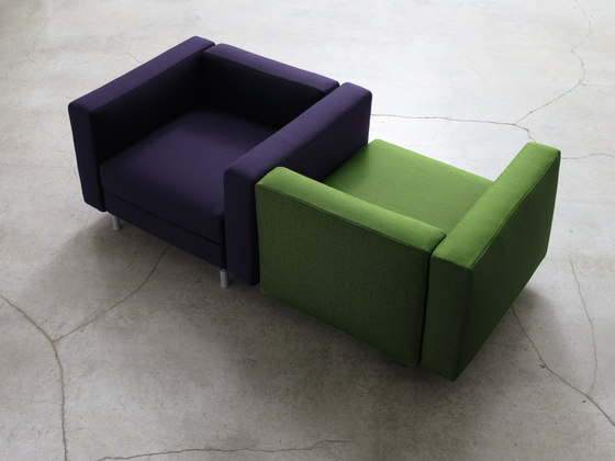 Passepartout Modular seating system by adele-c | Modular seating systems