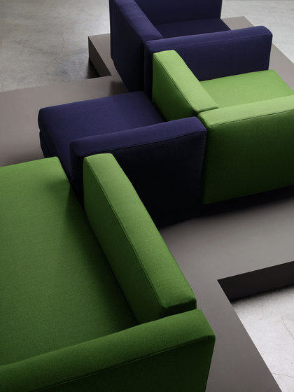 Passepartout Modular seating system by adele-c   Modular seating systems
