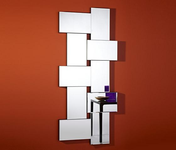 Criss Cross by Deknudt Mirrors | Mirrors