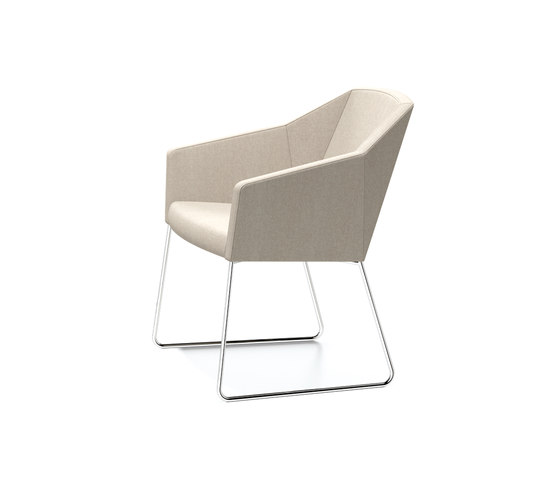 Parker III 4754/10 by Casala | Lounge chairs