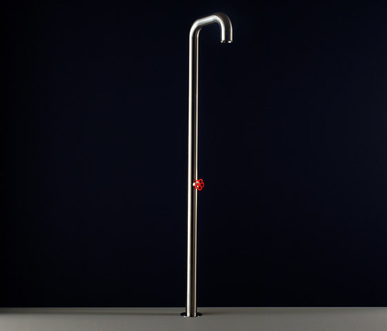 Pipe by Boffi | Bath taps