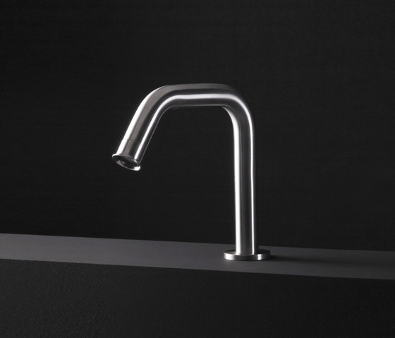 Pipe by Boffi | Wash-basin taps
