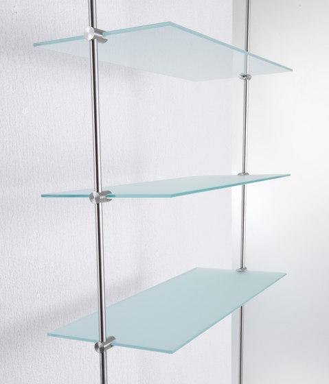glasregale by phos design glasregal rst 260 glasregal gr. Black Bedroom Furniture Sets. Home Design Ideas