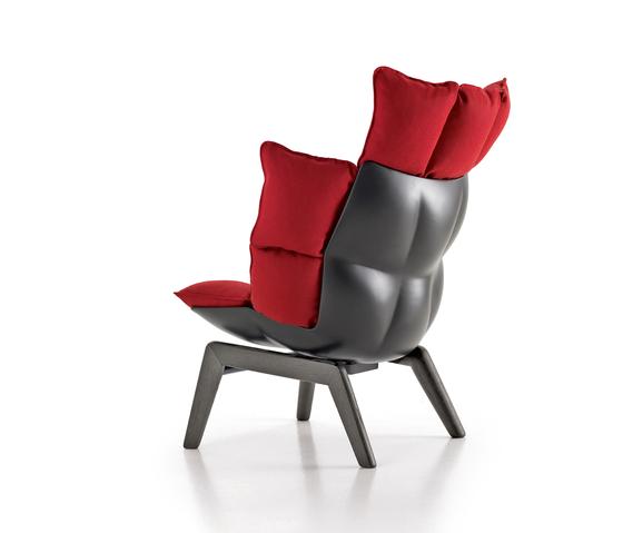 Husk by B&B Italia | Lounge chairs