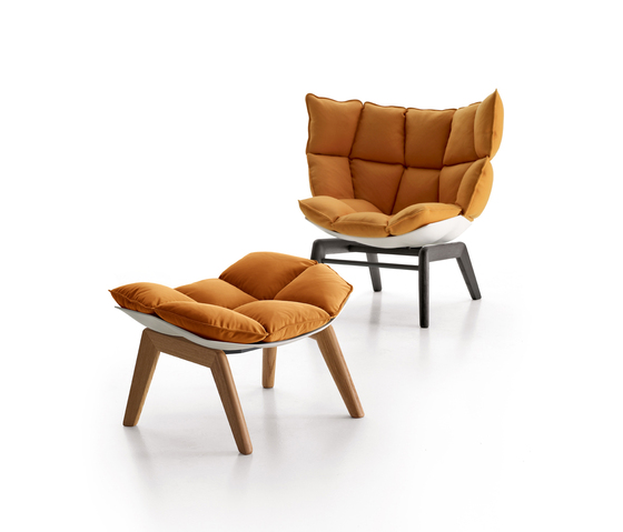 Husk by B&B Italia | Lounge chairs