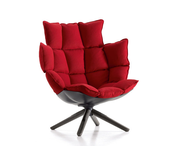 husk lounge chairs from b b italia architonic. Black Bedroom Furniture Sets. Home Design Ideas