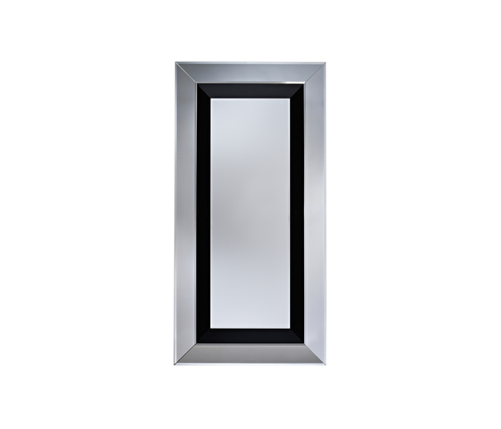 Jewel Black L von Deknudt Mirrors | Spiegel