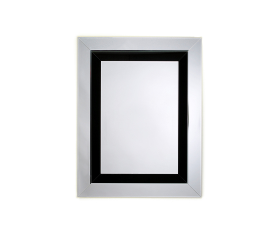 Jewel Black R by Deknudt Mirrors | Mirrors