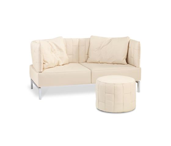 Calypso Sofa I Pouf by Jori   Sofas