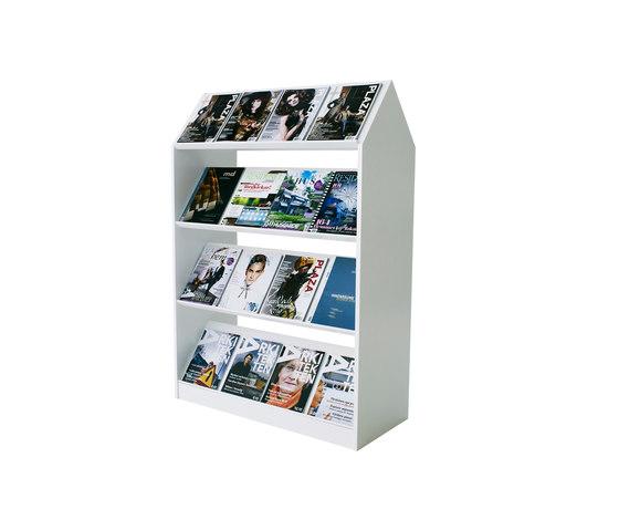 Block storage unit de Horreds | Revisteros