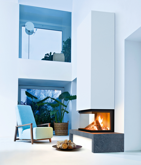 Forma T95 | Wood by MCZ | Wood fireplaces
