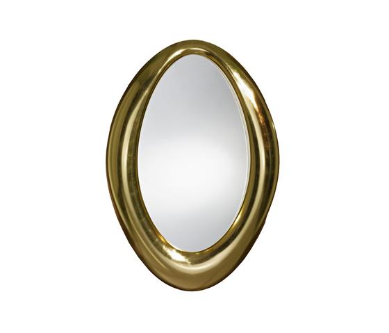 Sensual gold by Deknudt Mirrors | Mirrors