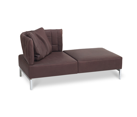 Calypso Chaise longue di Jori | Chaise longue