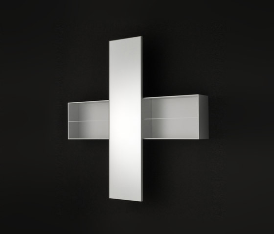 +/- by Boffi | Mirror cabinets