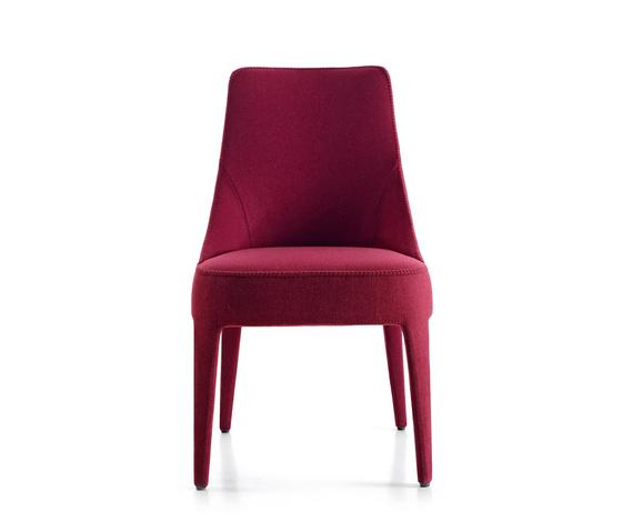Febo Chairs From Maxalto Architonic