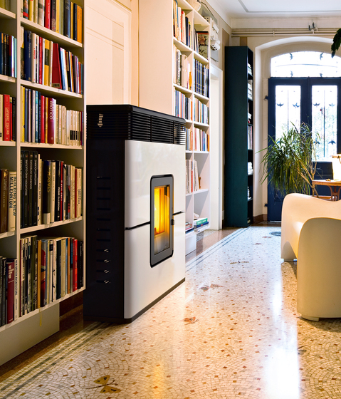 Philo | Pellet by MCZ | Pellet burning stoves